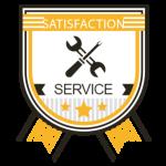after-sale Assistance-badge-Support & Service