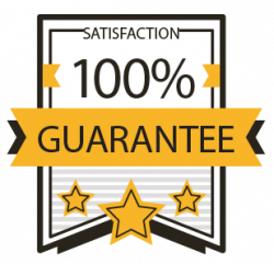 after-sale Assistance-badge-Warranty & Guarantee